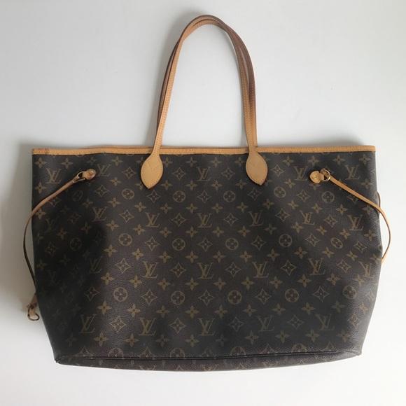7b6eafe50d Louis Vuitton Handbags - Reserved Authentic Louis Vuitton Neverfull GM